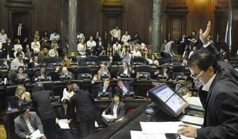 La Legislatura porteña aprobó el presupuesto 2020