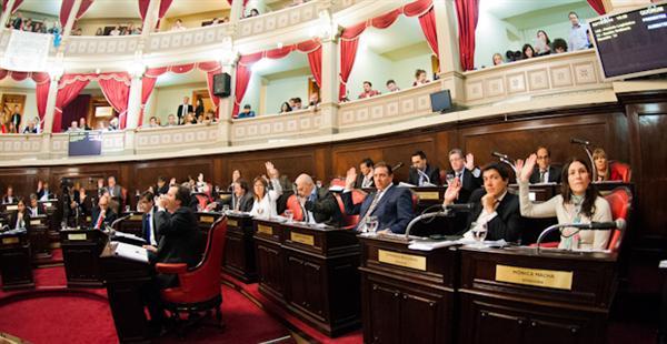 La legislatura bonaerense aprobó pliegos judiciales