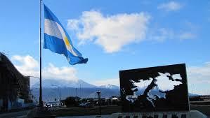 Monolito en honor a Combatientes de Malvinas