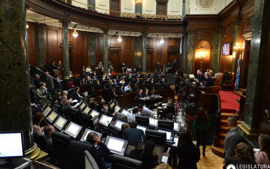 Felipe Miguel por segunda vez en la Legislatura