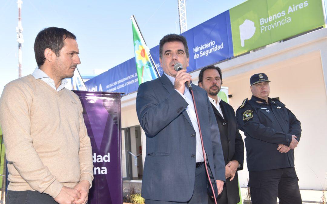 Nueva DDI para investigar el crimen en Zárate-Campana