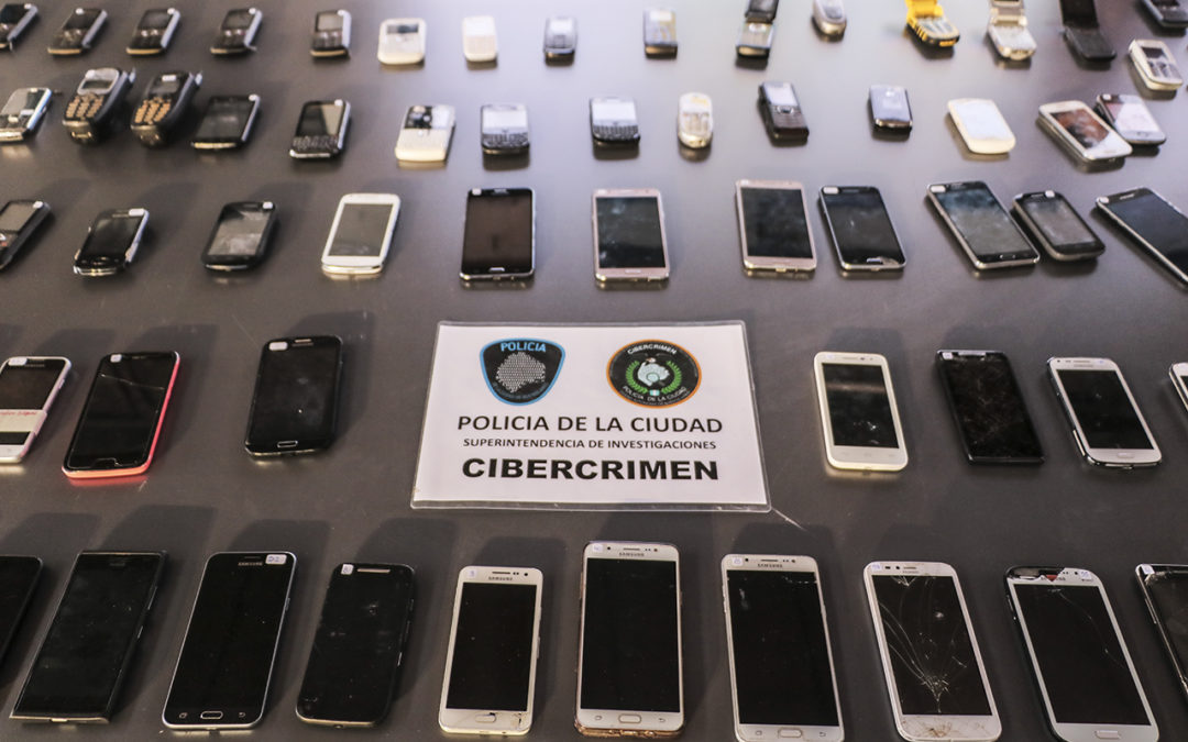 Programa conjunto para combatir el robo de celulares