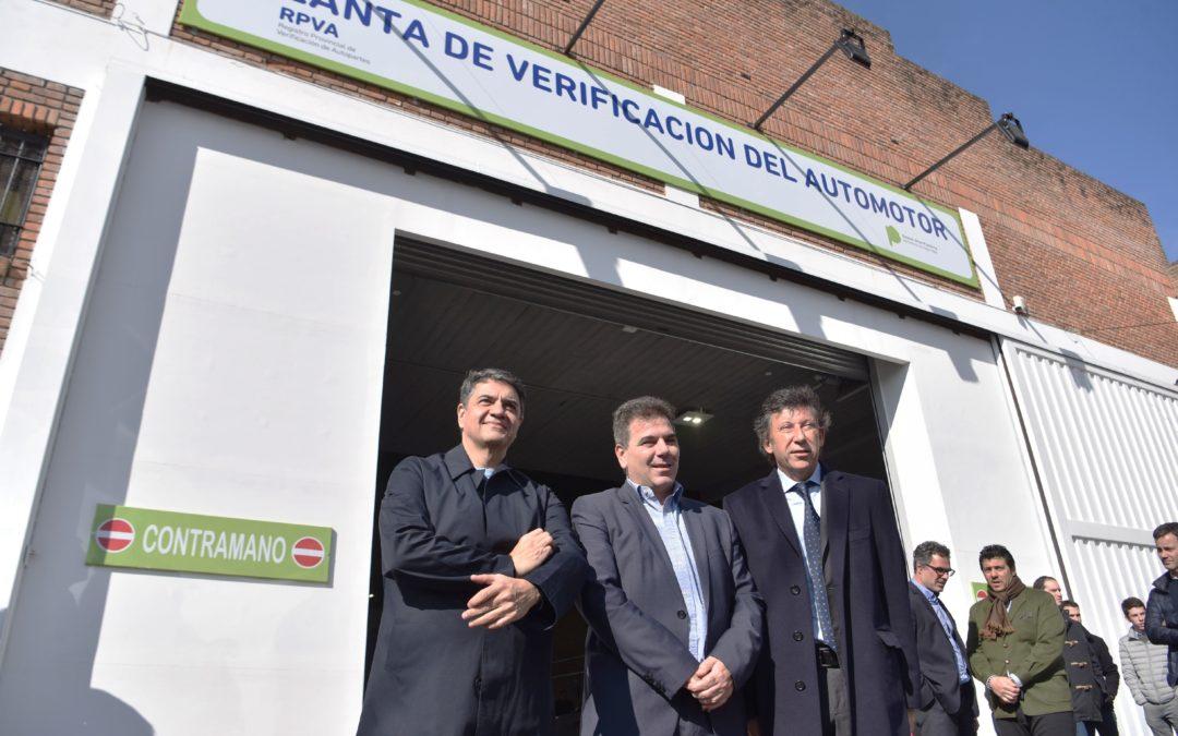 Nuevas plantas verificadoras en San Martín y San Isidro