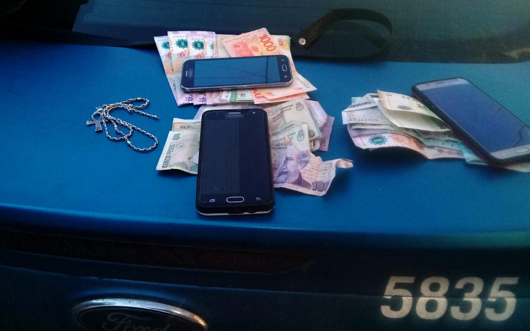 Parque Avellaneda: tres robos en tres cuadras