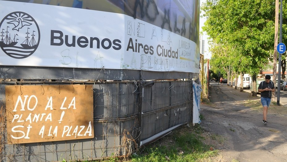 Saavedra: nueva planta de tratamiento de residuos