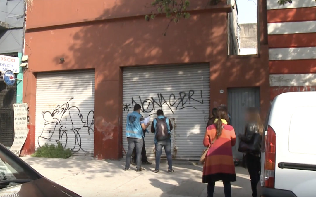 """La Policía de la Ciudad detuvo a un """"dealer de colegios"""""""