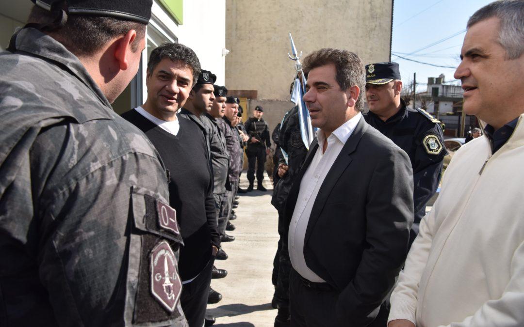 Grupo de Apoyo Departamental en Vicente López