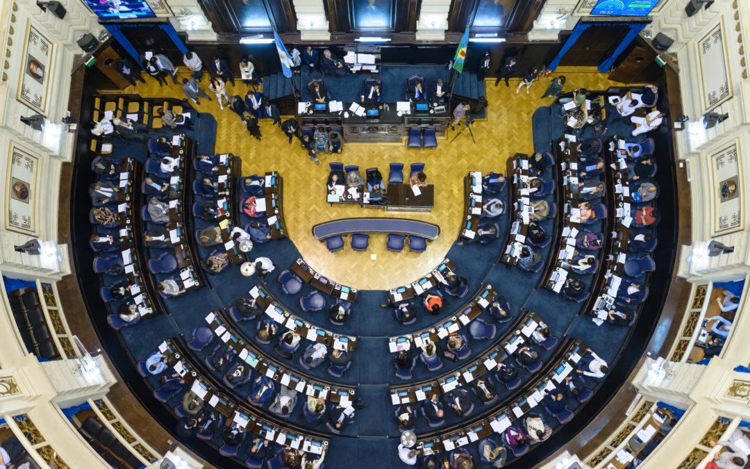 Renovación en la Cámara de diputados bonaerense