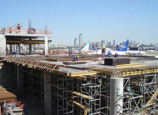 Polémica por obras en el Aeroparque Jorge Newbery
