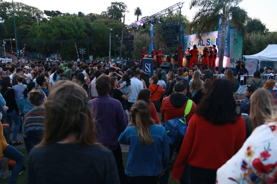 San Isidro: 30 mil personas en festival gastronómico