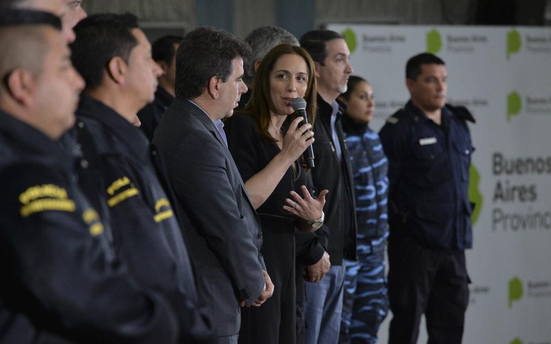 """La provincia avanza en """"transparentar"""" a su policía: ya exoneró 11 mil efectivos"""