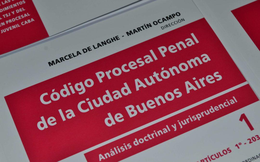 Cambios del nuevo Código procesal penal de la Ciudad