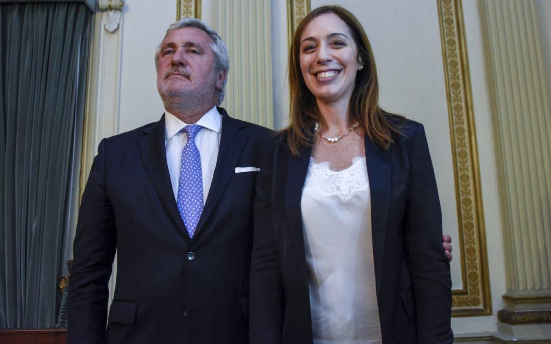 Vidal dijo que se puso fin a la impunidad en la Justicia