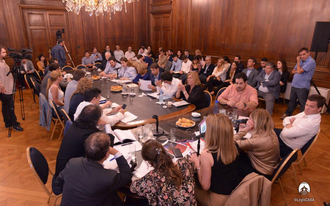 Ciudad: El Consejo presentó un presupuesto de 6700 millones