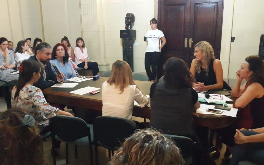 Protocolo de prevención de violencia de género
