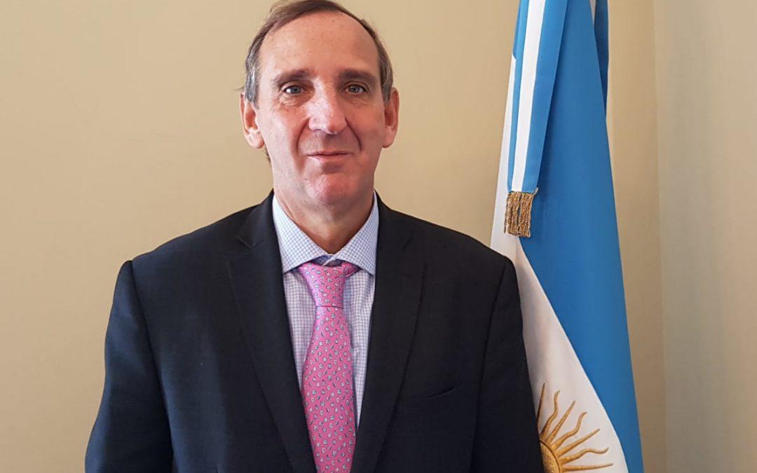 Elecciones AMFJN: Hernán Monclá, candidato por la Lista Bordó
