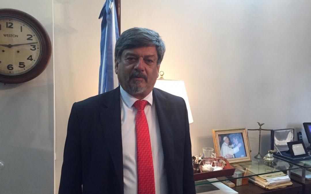 Elecciones AMFJN: Roberto Pompa, candidato por la Lista Celeste