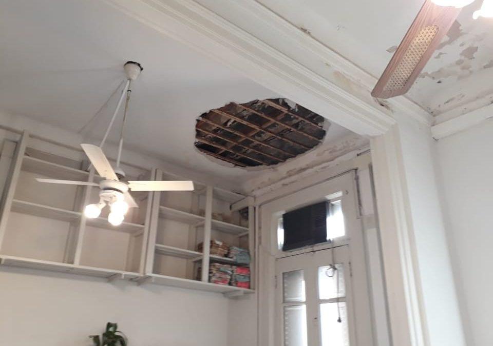 Emergencia judicial: se necesita 450 millones de dólares de inversión en reparar edificios