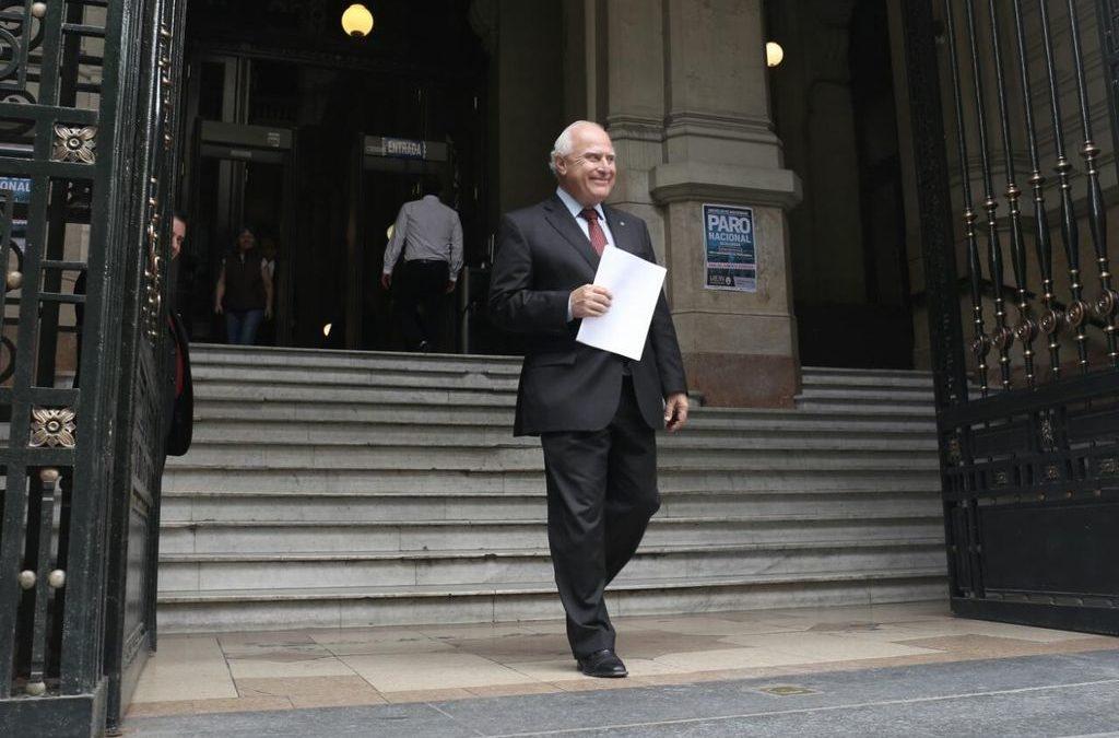 Santa Fe: el gobernador reclamó a la Corte el pago de la coparticipación