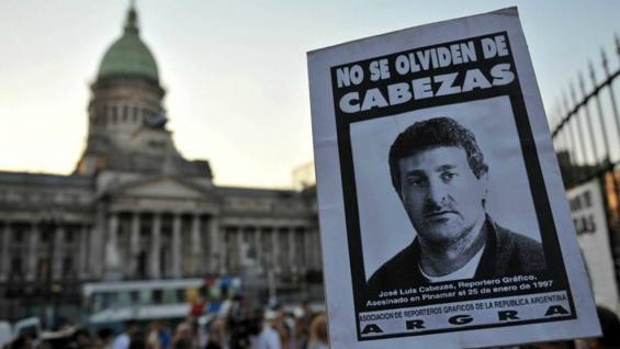 22 años sin José Luis Cabezas y sin condenados presos