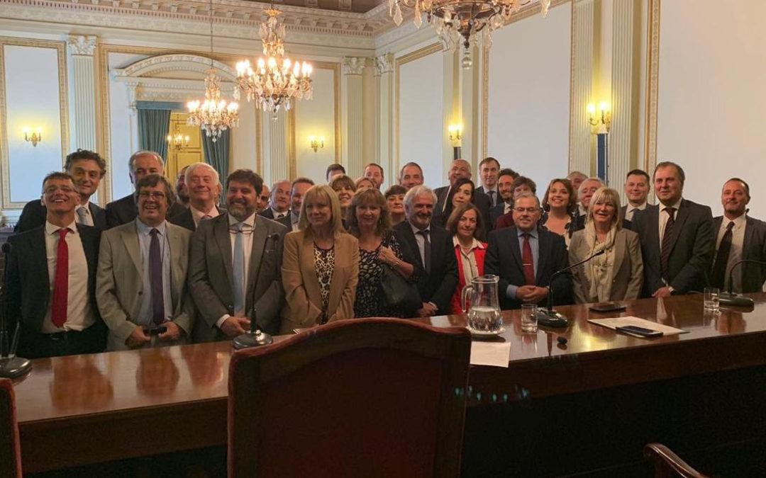 Consejo provincia: eligieron a los nuevos jueces