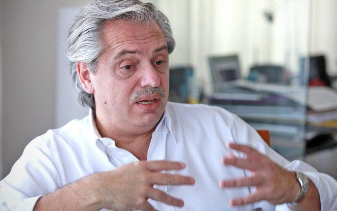 La asociación criticó a Alberto Fernández