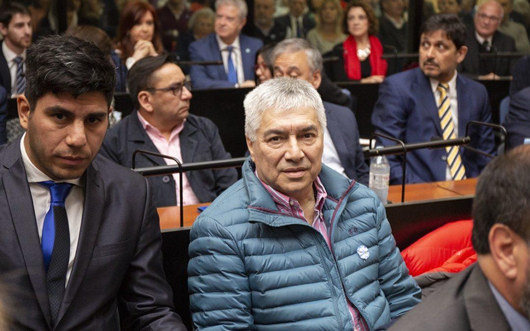 Lázaro Báez declaró en el juicio por presunto lavado de activos