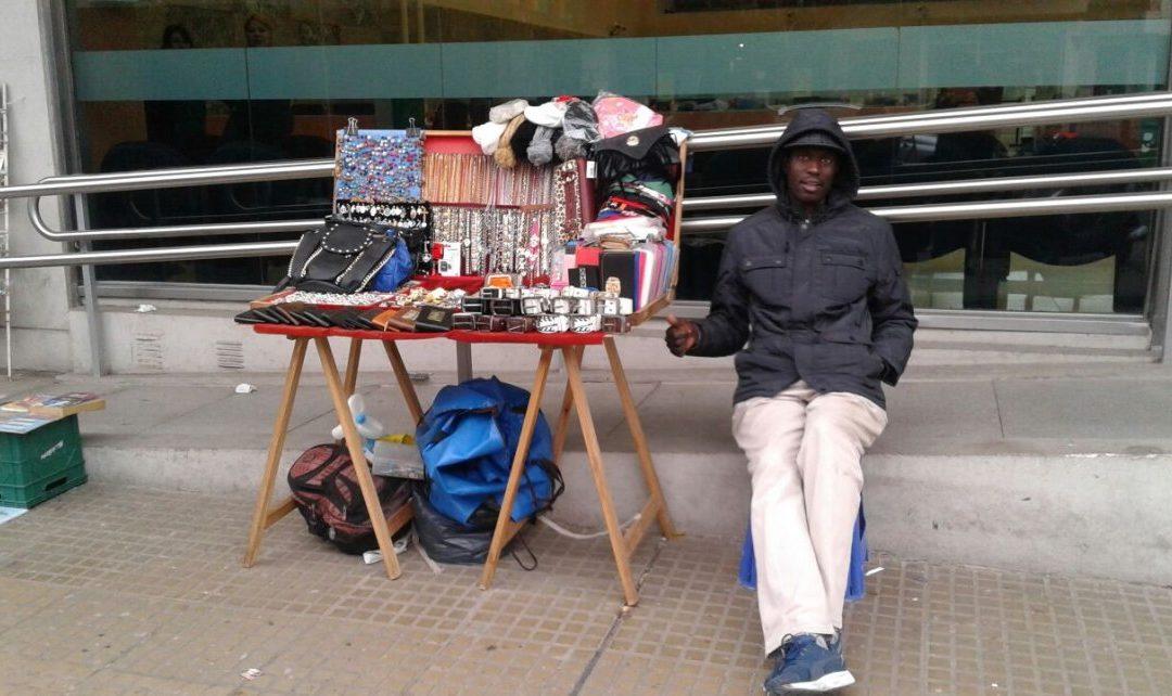 Red delictiva que usaba a migrantes senegaleses para comercio ilegal
