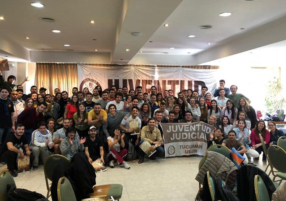 Pinamar: Encuentro nacional de la Juventud Judicial