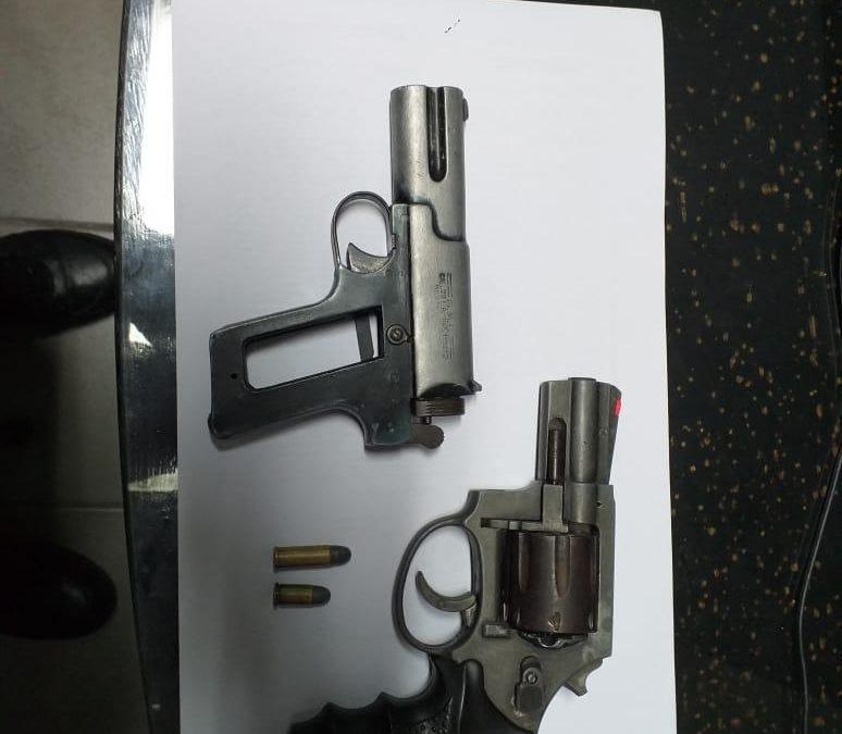 Temperley: persecución y detención de tres barras-bravas armados