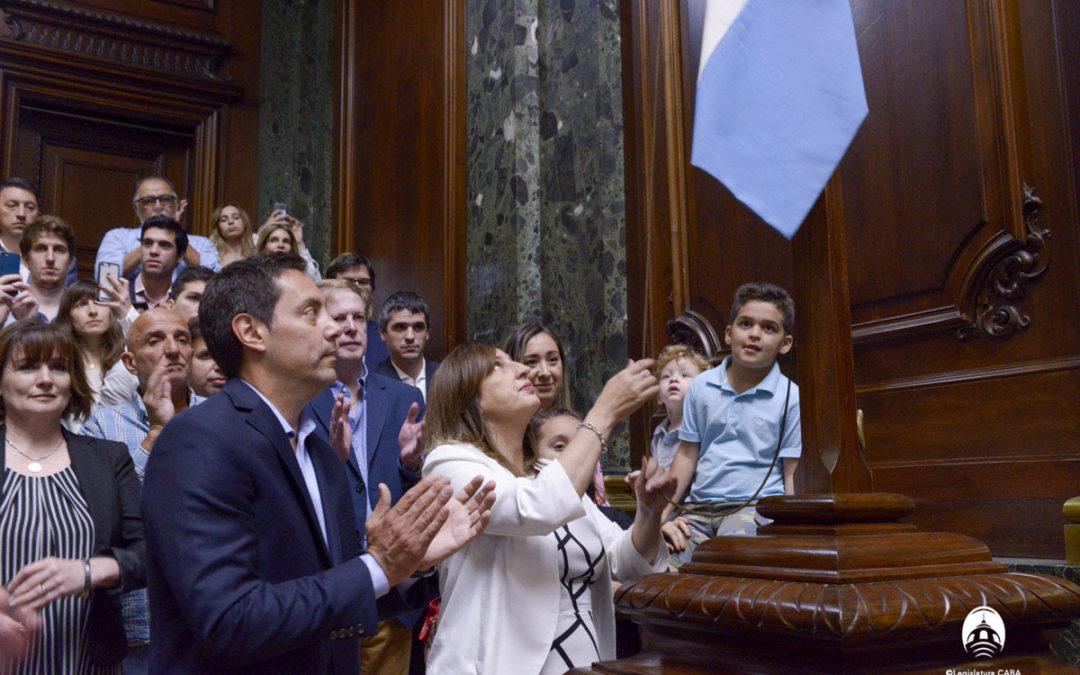 Juraron los nuevos legisladores porteños