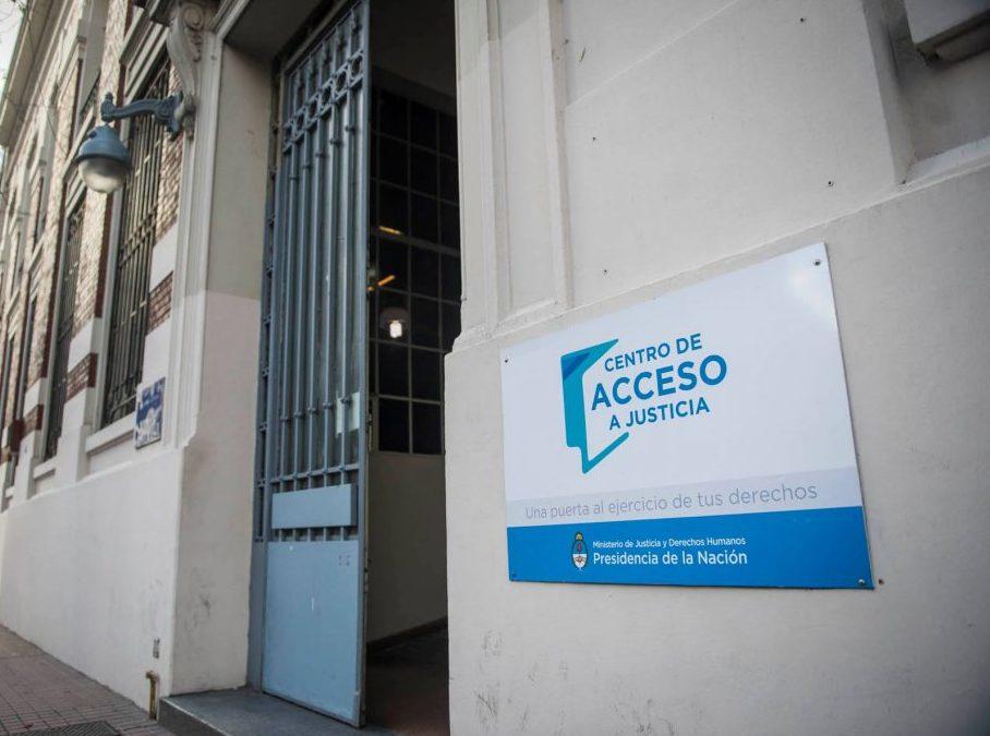 Por la pandemia, hubo 30 mil consultas en los Centros de Acceso a la Justicia