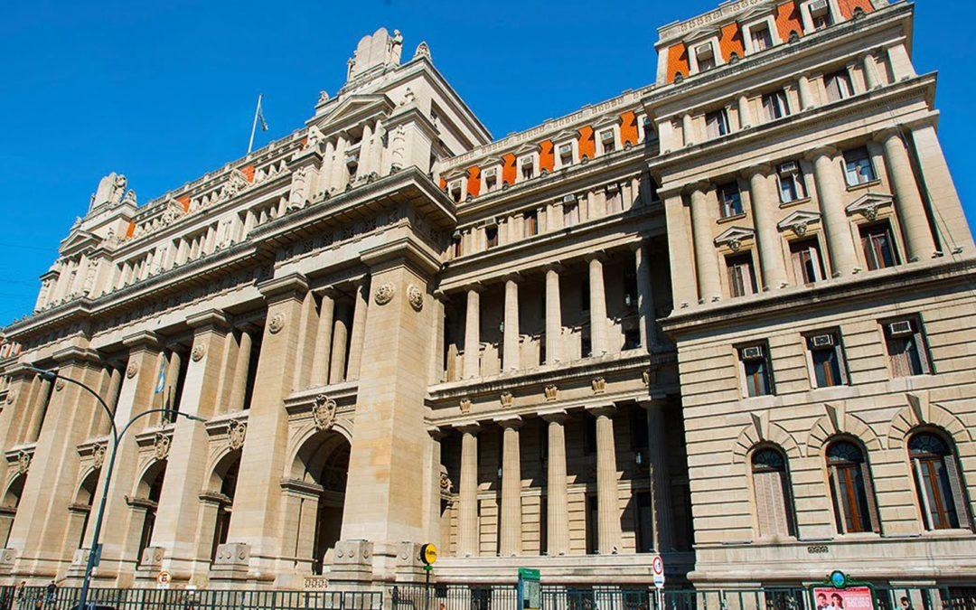 La Corte Suprema estableció que los oficios tramitarán en formato digital