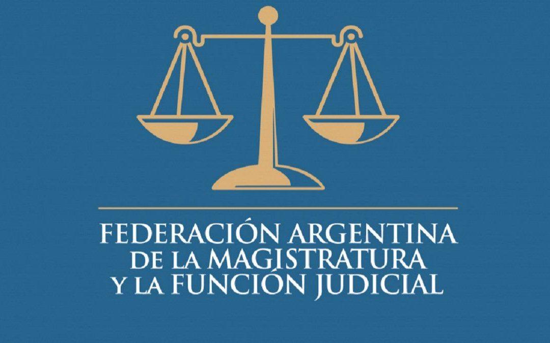 La FAM expresó preocupación por el proyecto de autarquía del Poder Judicial de Chubut