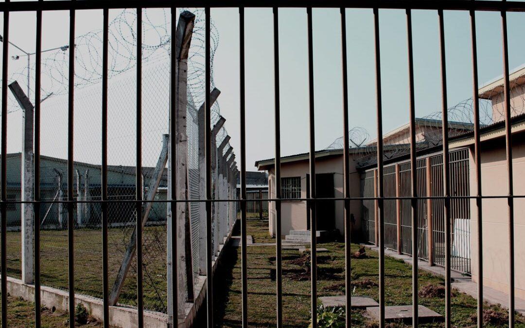 Instrucciones para llenar una cárcel