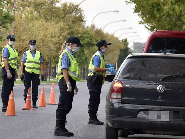 Mendoza: violar la cuarentena implica una multa y no la cárcel