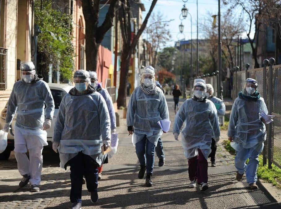 """¿Qué causas hay por el delito de propagación del virus? Los antecedentes de la """"Not Covid Party"""""""