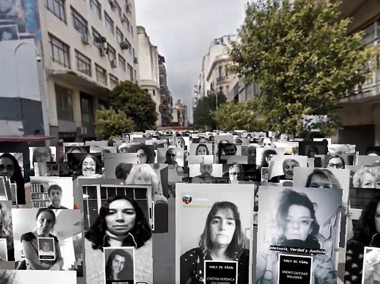 """""""Vivimos en impunidad hace 26 años"""""""