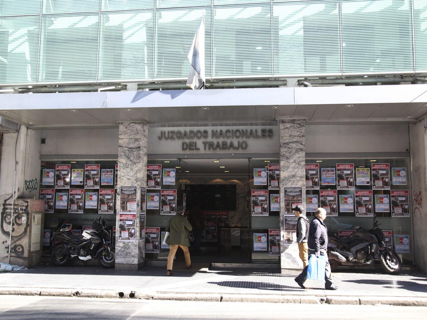 ¿Cómo funciona la Justicia Nacional del Trabajo en la cuarentena?