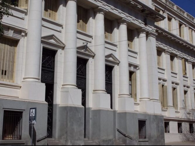 ¿Cómo trabajo el Poder Judicial de Córdoba en cuarentena?