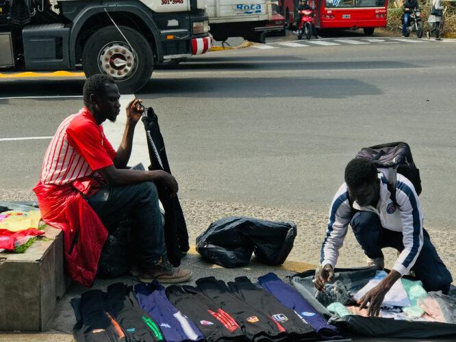 Solicitan subsidio de emergencia para vendedores ambulantes