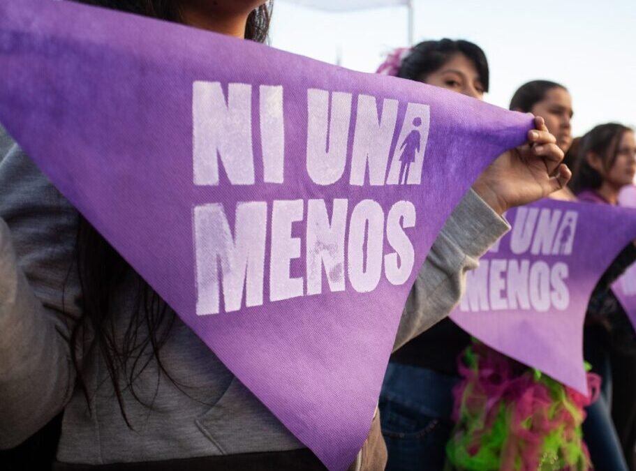Un femicidio cada 31 horas en Argentina