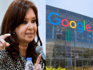 """""""El fondo de la causa contra Google es proteger los derechos de toda la ciudadanía"""""""