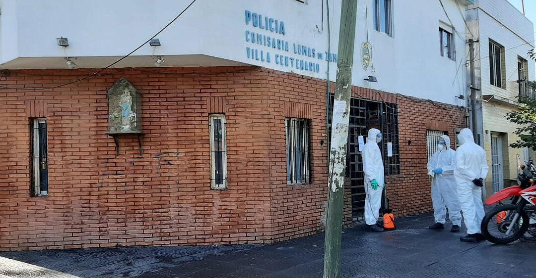 La Justicia ordenó hisopar a todos los presos y policías de Lomas de Zamora