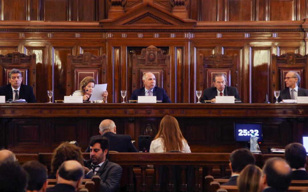 """Nuevo cruce entre la Corte Suprema y el Gobierno por la aplicación de la """"Ley Micaela"""""""
