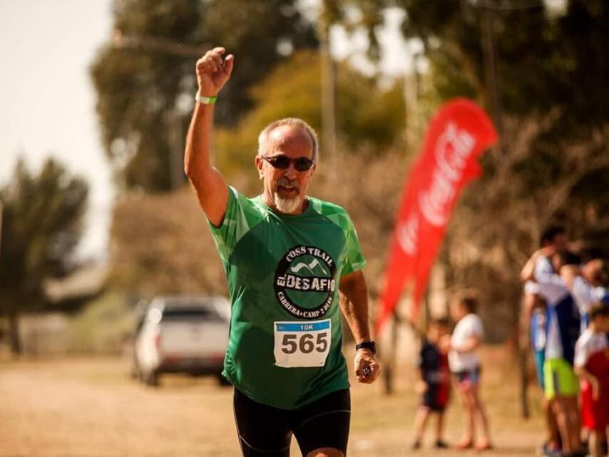280 kilómetros de solidaridad: la carrera que corría Mario Juliano