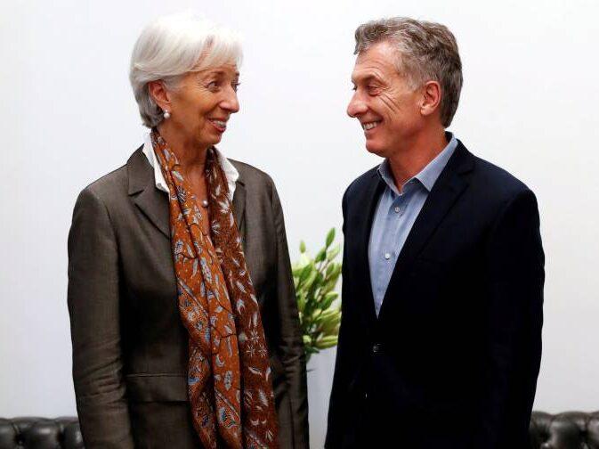 ¿Qué acciones judiciales se iniciaron por el acuerdo que hizo Mauricio Macri con el FMI?