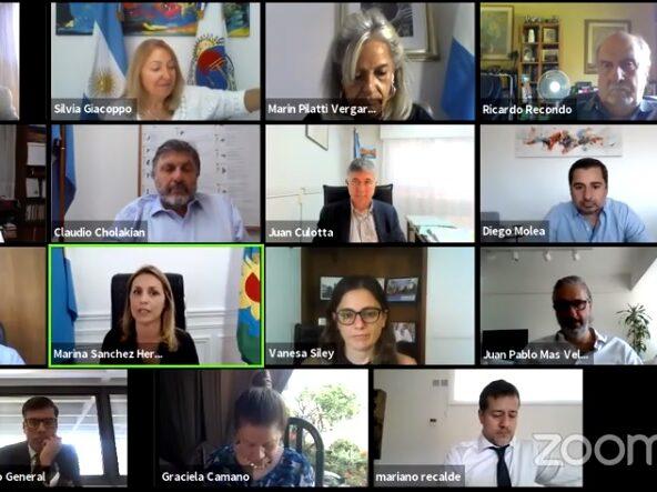 El Consejo de la Magistratura aceptó las renuncias de Juan Pablo Más Vélez y Marina Sánchez Herrero