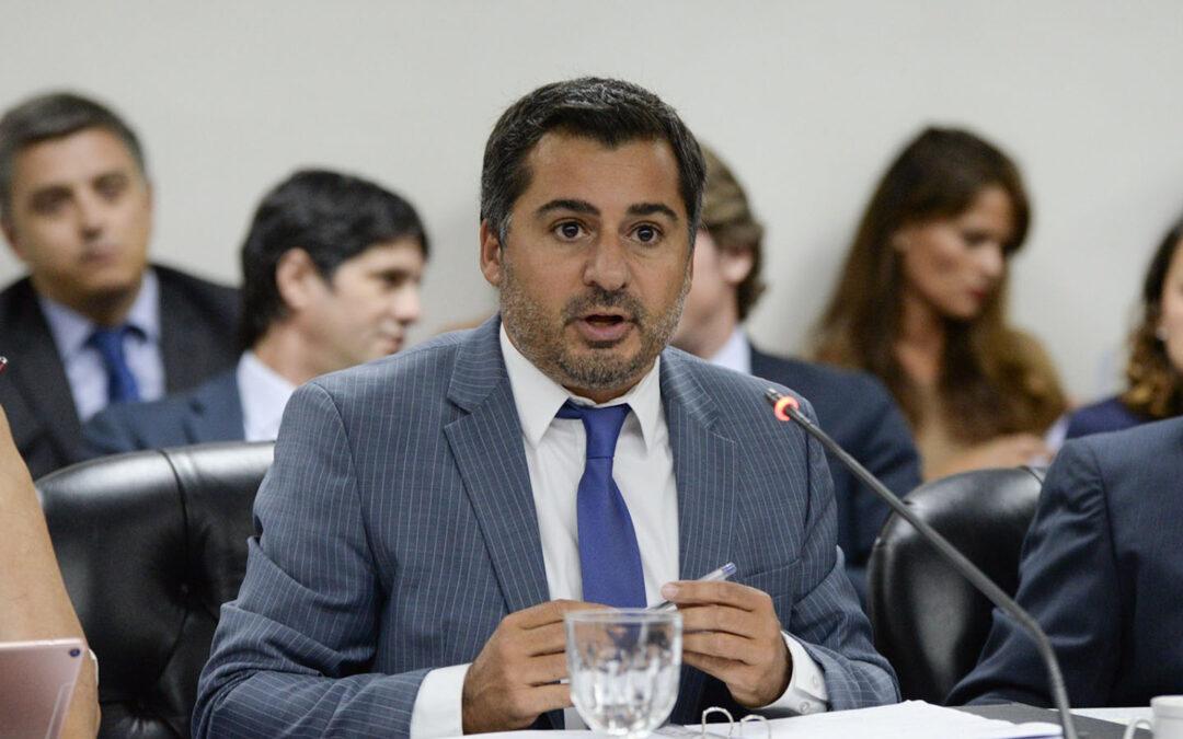 Diego Molea es el nuevo presidente del Consejo de la Magistratura de la Nación