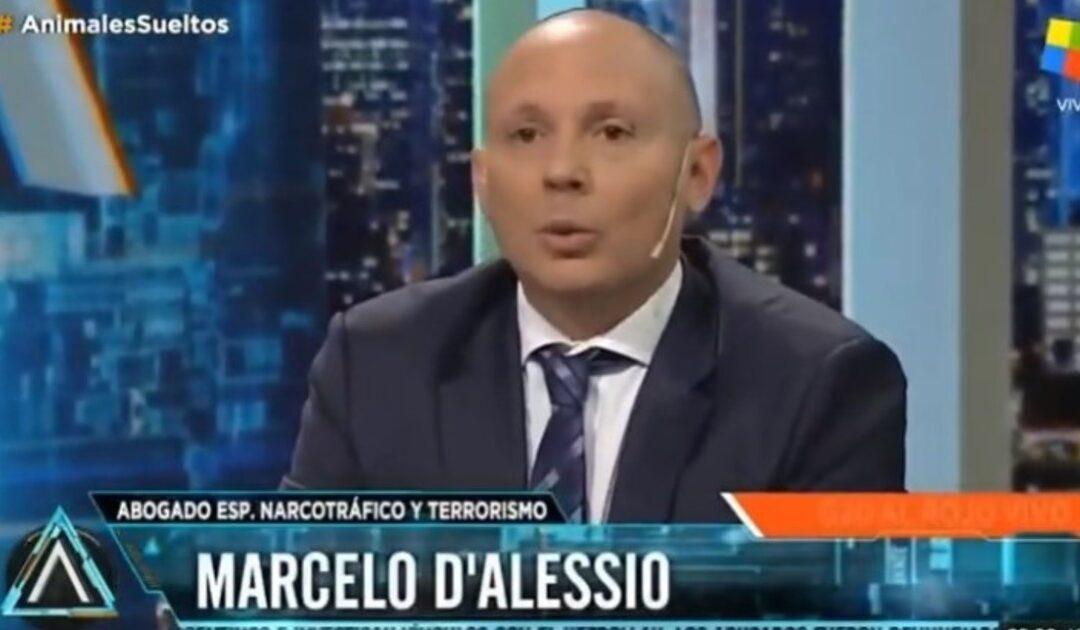 El juez Ramos Padilla prorrogó la prisión preventiva de D'Alessio - Tiempo  Judicial